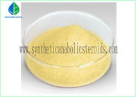 CAS 10161-33-8 Aman trenbolone Enanthate Injection Tren E Yellow Powder